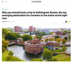 Why you should book a trip to Kaliningrad, Russia, the top emerging destination for travelers in the entire world right now