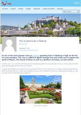 How to spend a day in Salzburg
