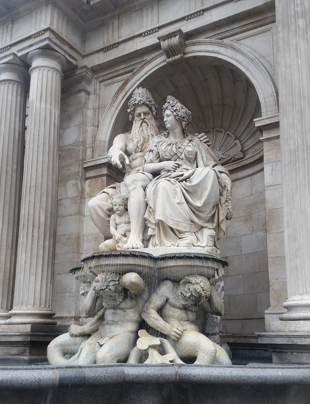 Fountain Vienna