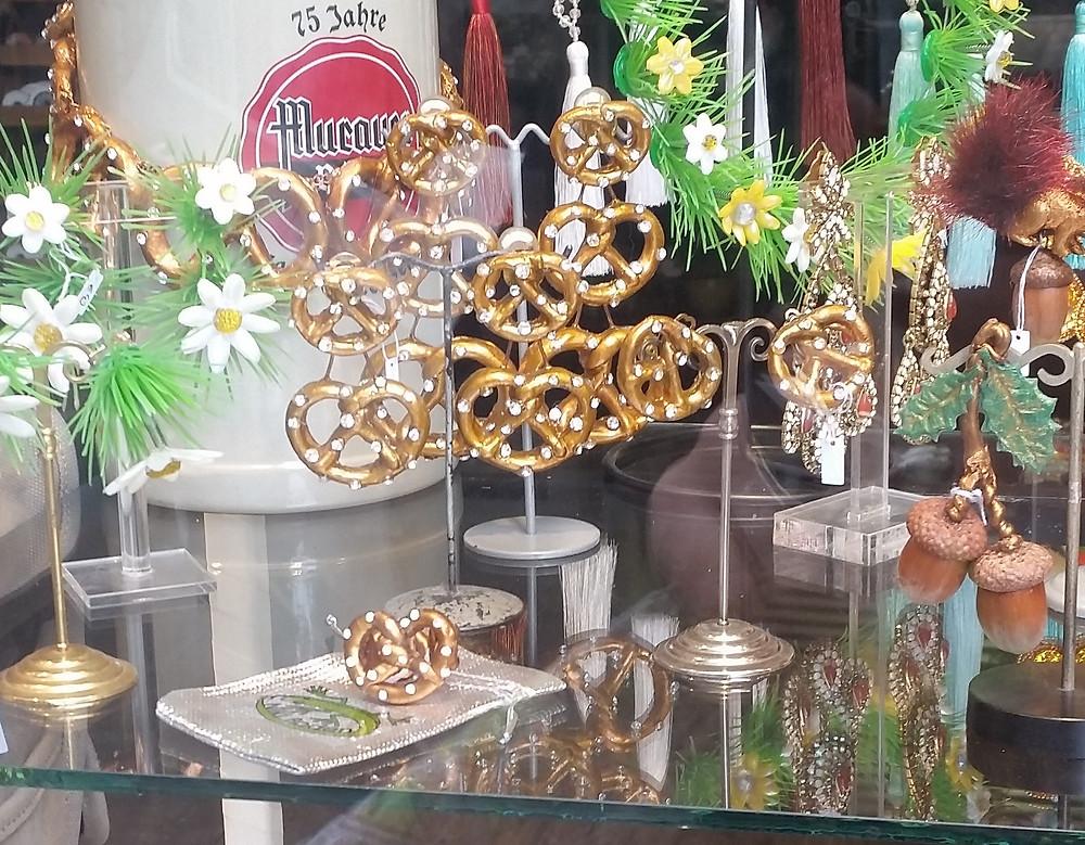 jewellery Vienna city