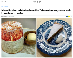 Michelin-starred chefs share the 7 desserts everyone should know how to make