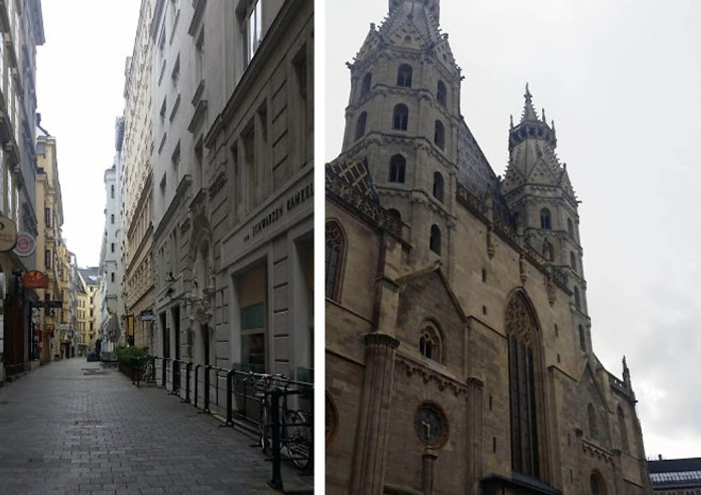 Vienna cathedral city