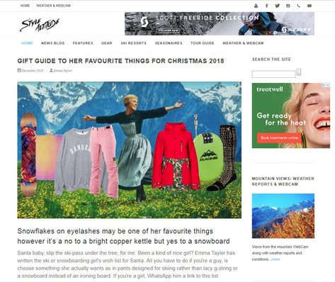 Gift Guide To Her Favourite Things For Christmas 2018
