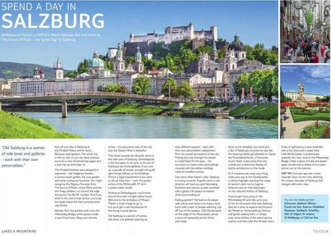 Spend A Day In Salzburg
