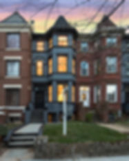 Columbia Heights Row Home
