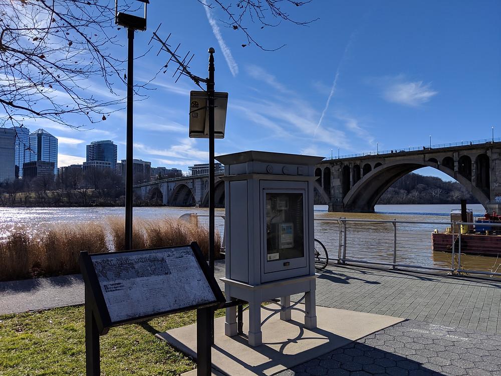 Potomac River Streamgage