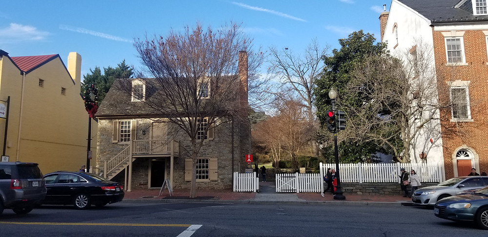 Washington DC's Oldest Structure