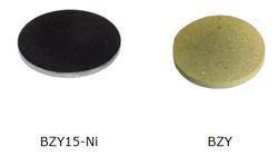 BZY-based samples