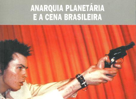 Livros   Punk: Anarquia Planetária e a Cena Brasileira