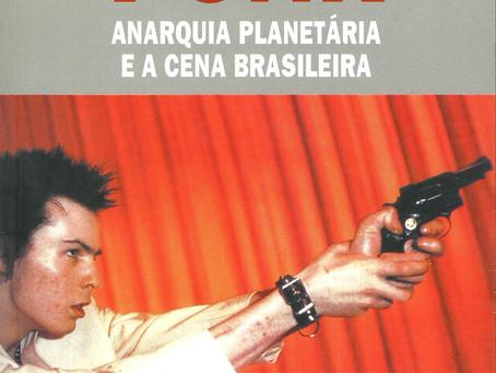 Livros | Punk: Anarquia Planetária e a Cena Brasileira