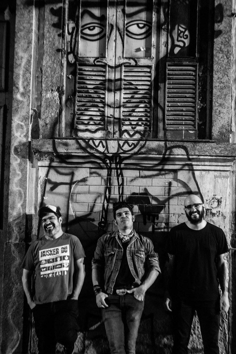 A banda de Garage Punk carioca Fuck Youth lançou material novo em seu Bandcamp!