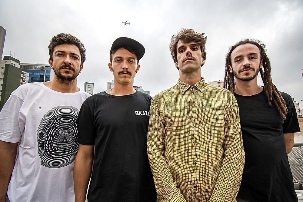 A banda carioca Braza apresenta show acústico no próximo dia 3 de outubro.