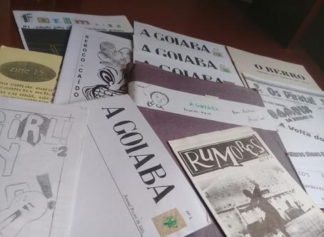 Artigo   O universo dos fanzines deste lado da Baía de Guanabara!