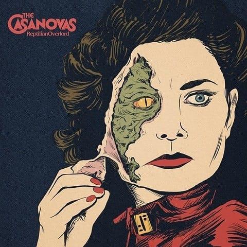 Reptilian Overlord é o quarto álbum da banda australiana The Casanovas.