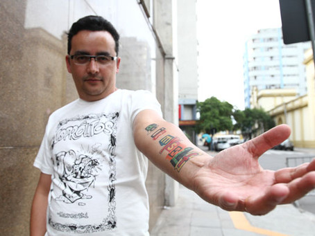 Notícias | Márcio Sno no Eu Que Fiz! de logo mais!