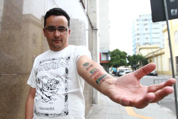 Marcio Sno | foto: Jornal do Comércio