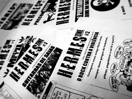 Notícias | Hermes Zine de volta em formato digital!