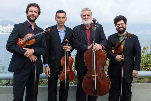 Sexta-feira tem live com músicos do Quarteto de Cordas da UFF!