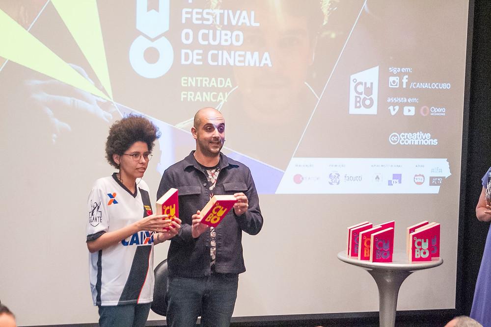 Começa dia 12 de novembro o 7° Festival O CUBO de Cinema Independente em Língua Portuguesa!