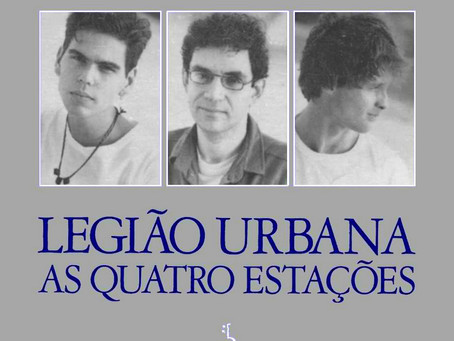 1 Disco por Dia | Legião Urbana - As Quatro Estações