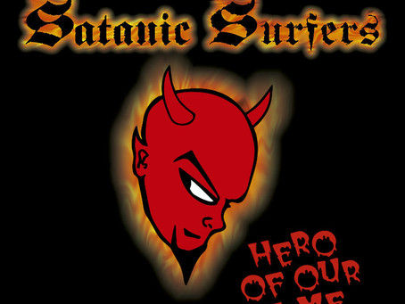 1 Disco por Dia | Satanic Surfers - Hero of Our Time