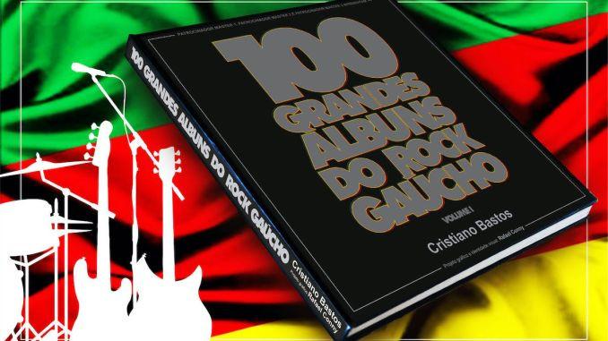 Está em fase de captação de recursos o projeto do livro 100 Grandes Álbuns do Rock Gaúcho.