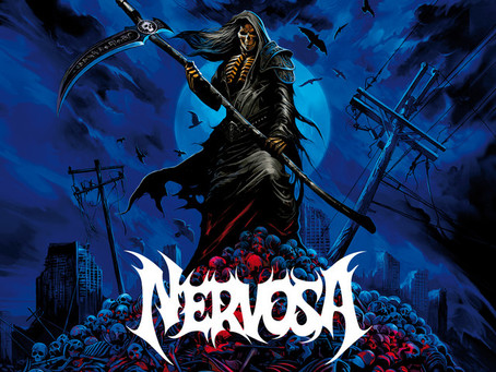 Nos Fones | Nervosa - Guided By Evil