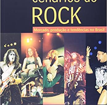 Livros | Cenários do Rock