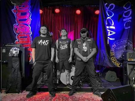 Notícias | Banda Ódio Social em live!