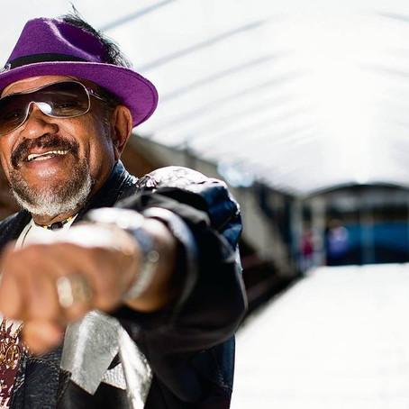 Notícias   A música brasileira perde Gerson King Combo