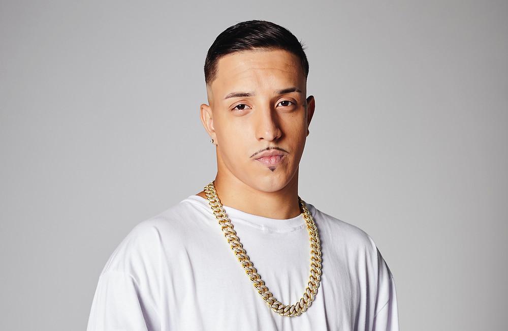 Uma das revelações do Rap nacional, Delacruz, é a atração do Circo Voador no Ar do próximo dia 17/10!