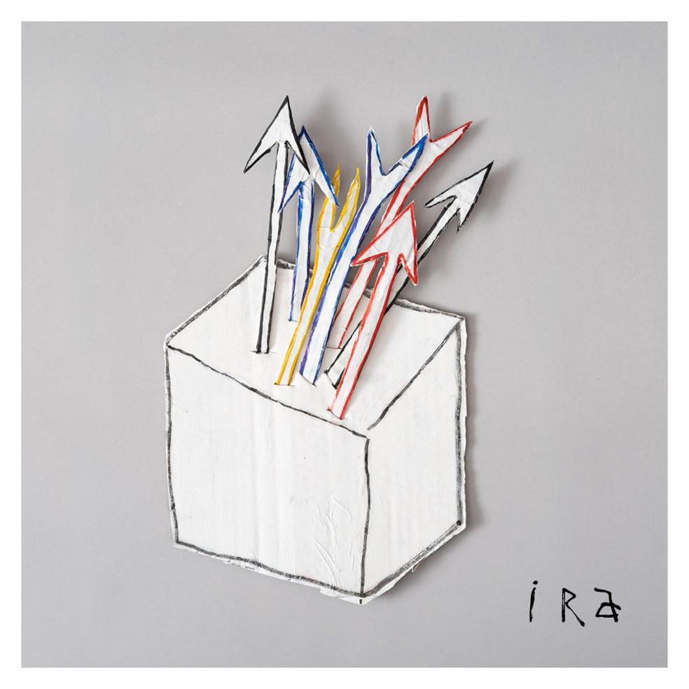 IRA é o mais recente álbum da banda paulistana Ira!