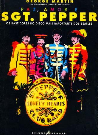 Livros | Paz, Amor e Sgt.Pepper