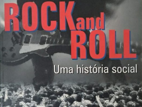 Livros | Rock and Roll: Uma História Social