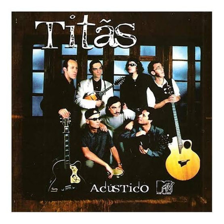 1 Disco por Dia   Titãs - Acústico MTV