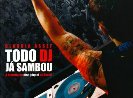 Livros   Todo DJ já Sambou