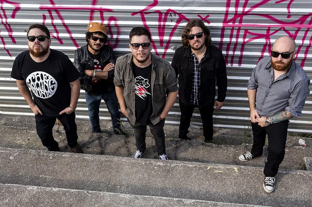 A banda Pallets tá de música nova!