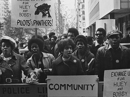 Notícias | Filme Partido Panteras Negras em debade!