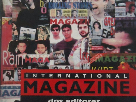 Livros | Entrevistas: International Magazine