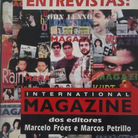 Livros   Entrevistas: International Magazine