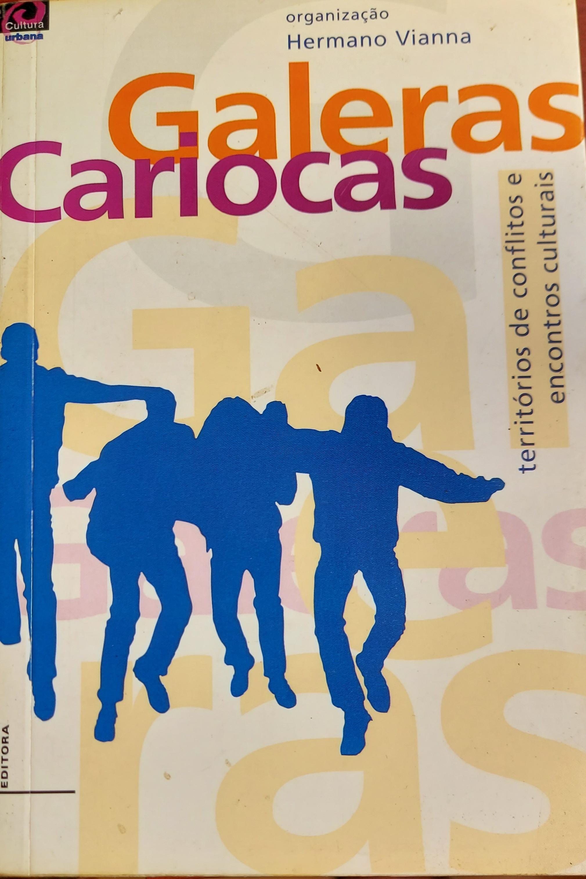Livros | Galeras Cariocas