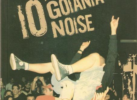 Livros   10 Anos de Goiânia Noise