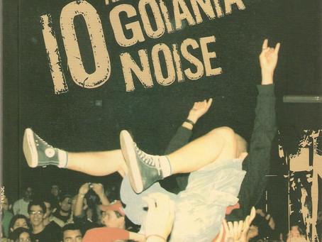Livros | 10 Anos de Goiânia Noise