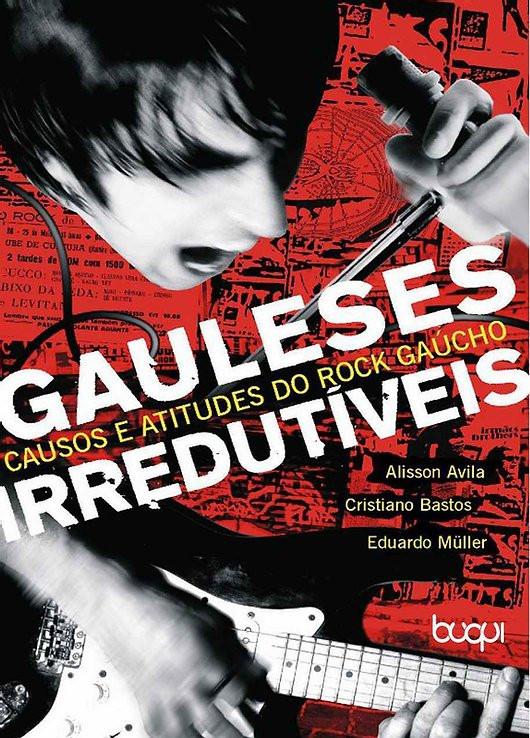 Livro Gauleses Irredutíveis.