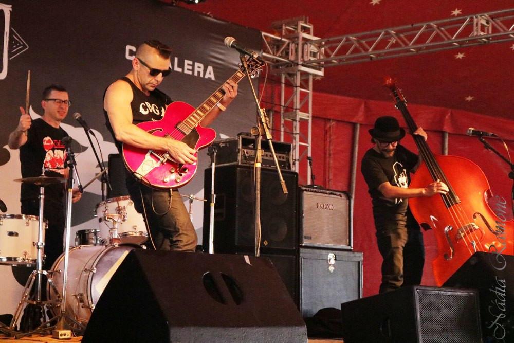 Domingo, dia 06, a partir das 19h o projeto Mutante Live apresenta a banda paulista Asteroides Trio!
