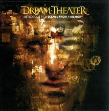 1 Disco por Dia | Dream Theater - Metropolis Pt.2