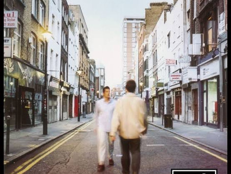 1 Disco por Dia | Oasis - (What's the Story) Morning Glory?