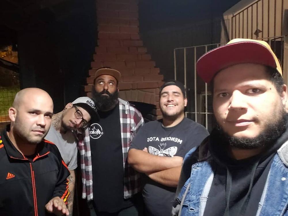 A banda Cannon of Hate está de videoclipe novo!