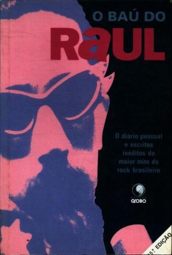 Livro O Baú do Raul, da Editora Globo.