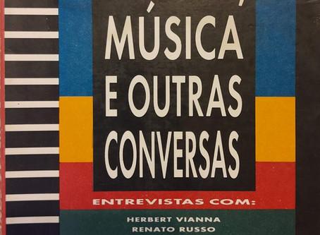 Livros   Letra, Música e Outras Conversas